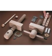 Wooden Vise Kits by Lake Erie Toolworks