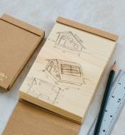 Wooden Kyougi Pads