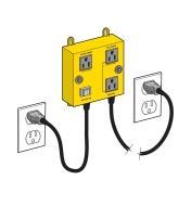 03J6210 - Commutateur automatique pour dépoussiéreur iVAC