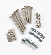 01L6702 - Hardware Kit for Seat Plan