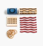 88K8212 - Betsy Ross Inlay Kit, Sierra