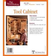 73L2503 - Tool Cabinet Plan