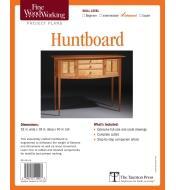 73L2509 - Huntboard Plan