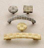 Belwith Tapestry Knobs & Pull