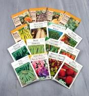 OSC Seed Packets