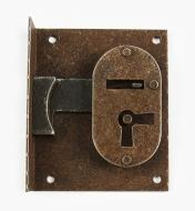 00N3040 - 40mm Mortise Lock