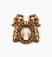 01A5830 - 43mm x 45mm Louis XVI Escutcheon