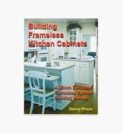 26L3102 - Building Frameless Kitchen Cabinets