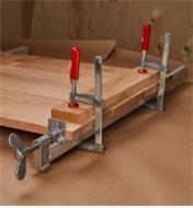 03F0624 - 24 Dubuque Aluminum Bar Clamp, each