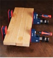 "17F8540 - Anti-Slip Parallel Jaw Clamp, 39 1/2"""