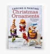 49L5124 - Carving & Painting Christmas Ornaments