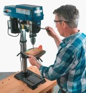 "03J7390 - Rikon 12"" Variable-Speed Drill Press"
