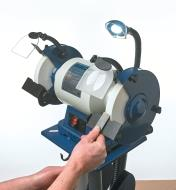 "03J7440 - Rikon 8"" Low-Speed Grinder"