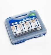 25K6060 - Kreg Pocket-Hole Outdoor Screw Kit, 450 pcs