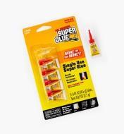 56Z2970 - Pkg(5) .01oz  Thin CA Glue