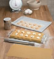 Marcato Ravioli Tablet with one layer of pasta and filling