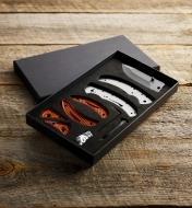 09A0306 - Frame-Lock Folding Knife Kit