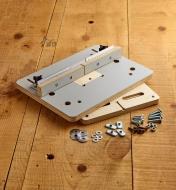 05J6810 - Veritas Small Drill-Press Table & Fence