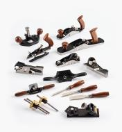 05P8273 - Complete Set of Miniature Tools and Honing Guide