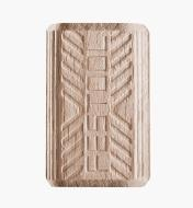 ZA203175 - Beech Domino Tenons, 130 pieces