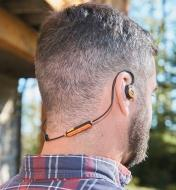 22R1290 - Écouteurs antibruit électroniques ISOtunesPro avec Bluetooth