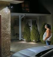 GL132 - NetBright Synchronized Outdoor Dual-LED Floodlight