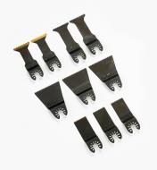 99W7564 - Multi-Tool Blades, set of 10