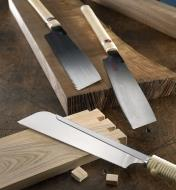 60T0333 - Set of 3 Japanese Saws