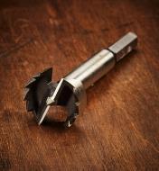 06J7124 - Mèche à arêtes dentées en acier rapide, 11/2po