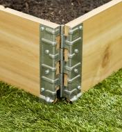 XK605 - Grow-Box Corners, Set of 4