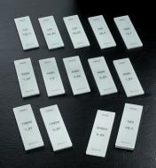 Shapton GlassStone (GS) Series HR Stones