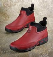 Gardener's Shoes, Red