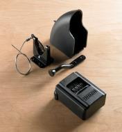 01S2010 - Loquet à combinaison pour portillon