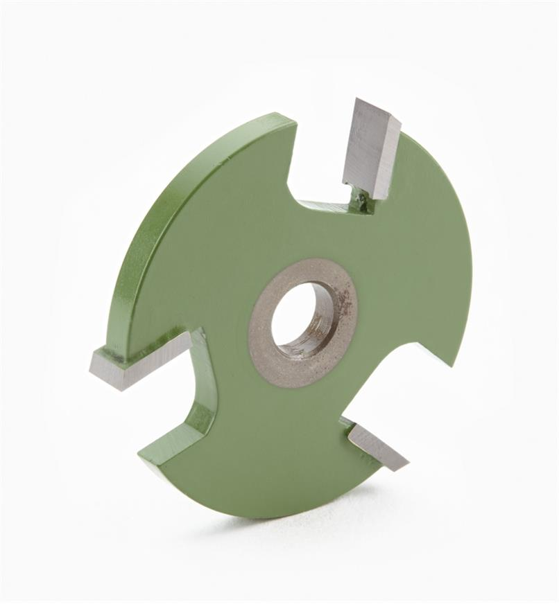 "16J8106 - 1/4"" 3-Wing Slotting Cutter Only"