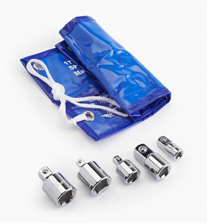 17K0193 - 5-pc. Adapter Set