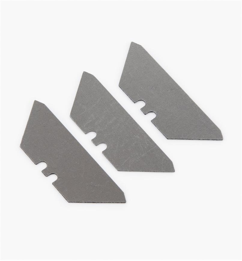 61N0330 - Accutrax Pencil Blades, pkg. of 3