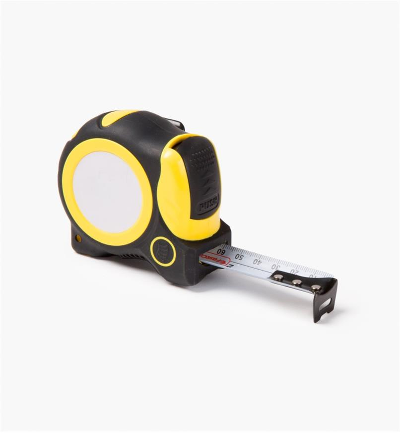06K1140 - Imperial/Metric Auto-Lock Write-On Measuring Tape