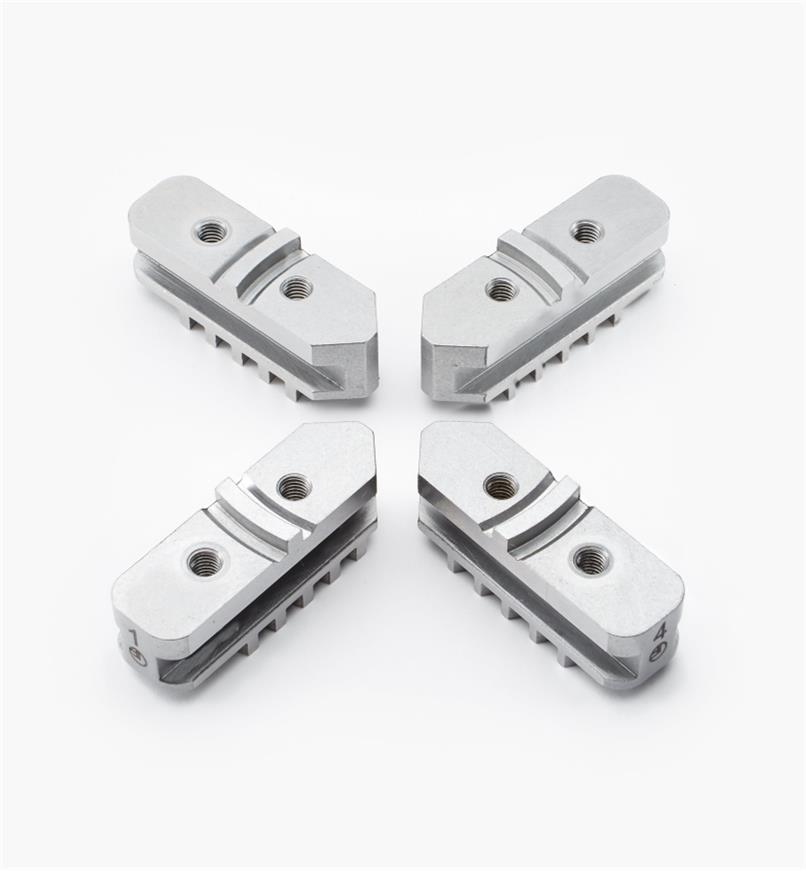 58B4039 - Jaw Slides, Evolution Chuck