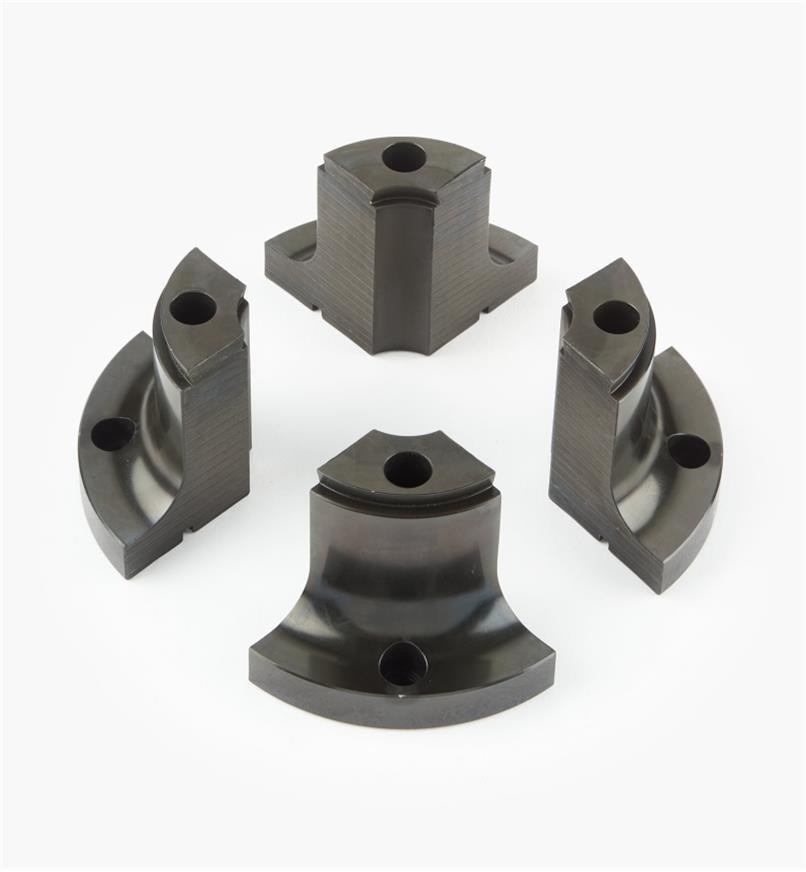 "58B4065 - Axminster Cylinder Jaws, 27mm (1 1/16"")"