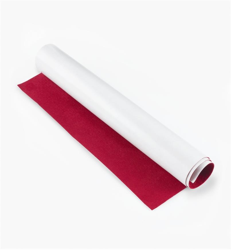 76K0405 - Red Felt, each
