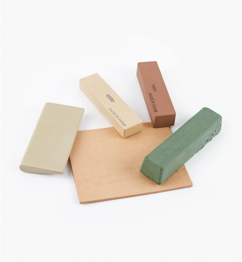 05D0104 - Basic Carver's Sharpening Set