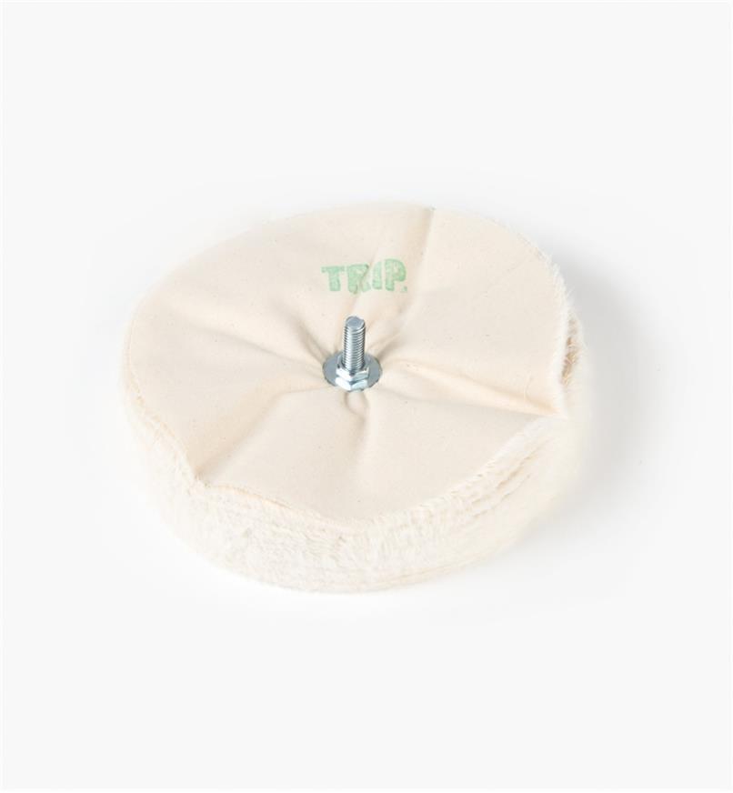 44Z2003 - Disque à polir pour tripoli