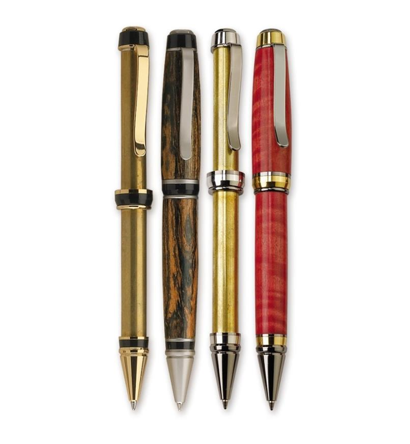 Extra-Large Twist (Cigar) Pen Hardware