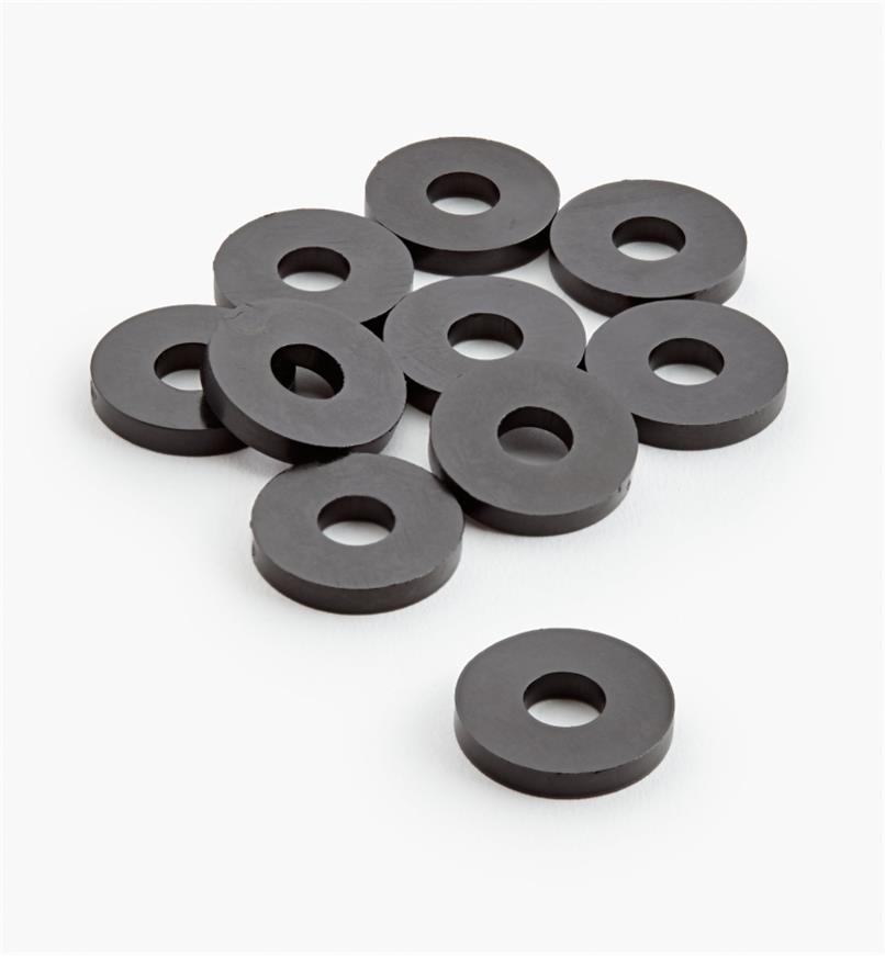 00M4023 - Nylon Washers, pkg. of 10