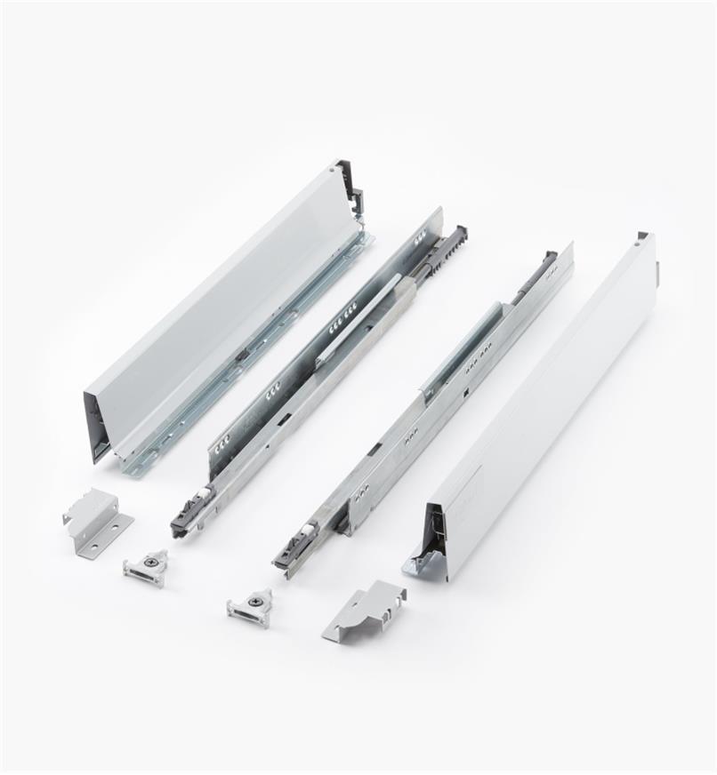 "02K2450 - Blum Tandembox Antaro Soft-Close Drawer Kit –Type M; 500mm (19 11/16"")L x 68mm (2 5/8"")H"