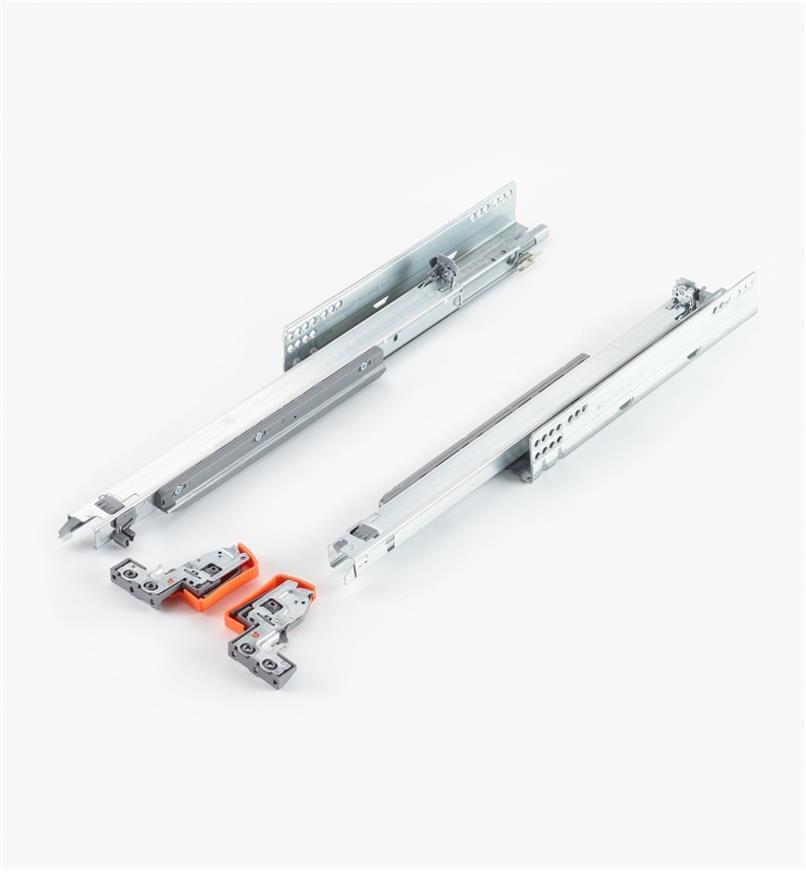 "02K5445 - 450mm Blum Movento Slides, pr. (18"")"
