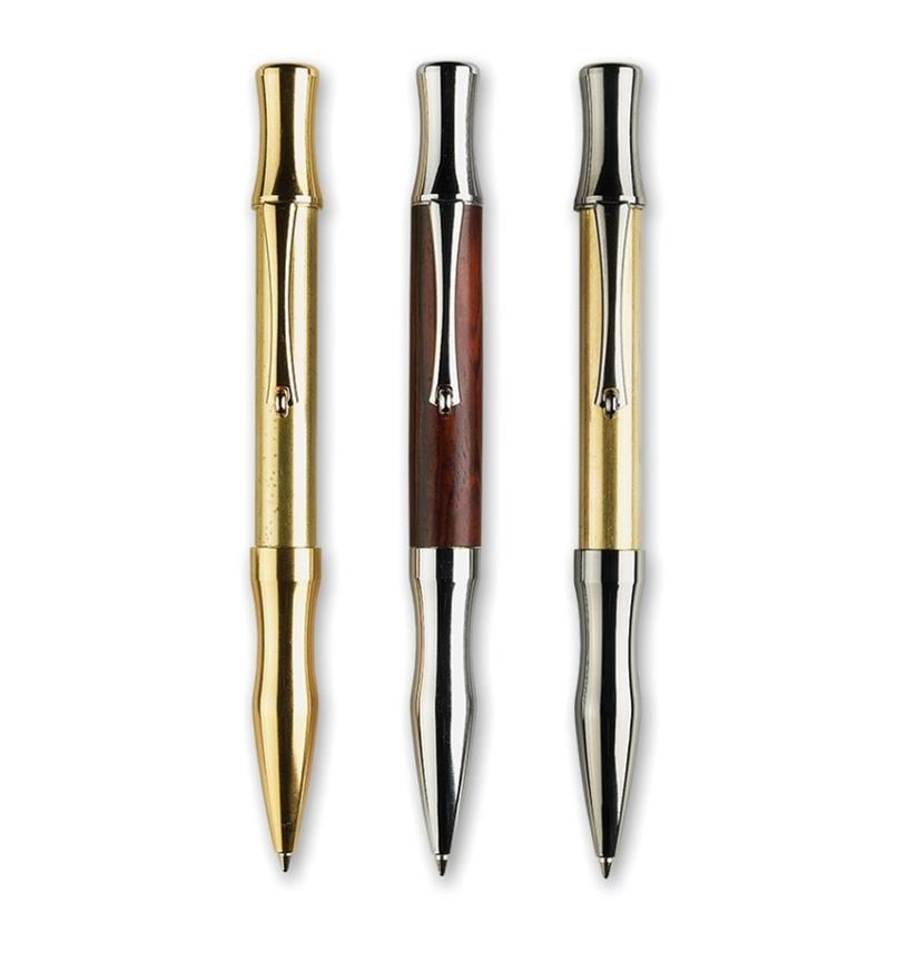 Virage Twist-Ballpoint Pen Hardware