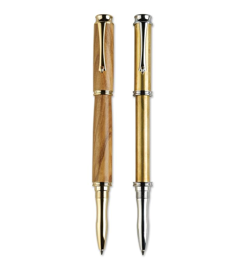 Virage Rollerball Pen Hardware