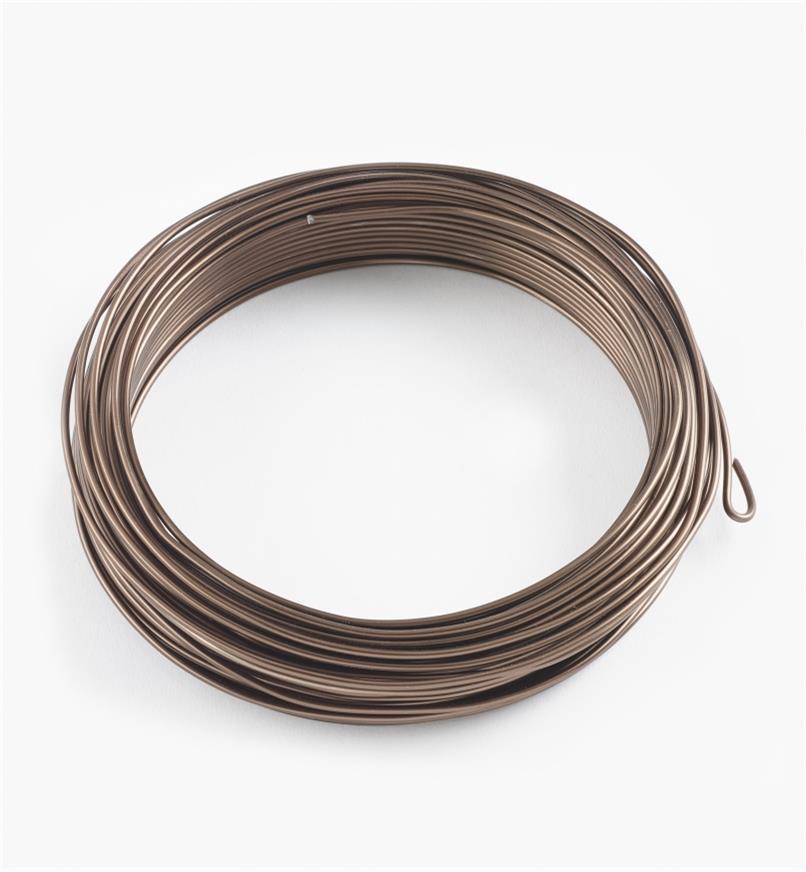 BC130 - Aluminum Wire, 2mm (23.4m)