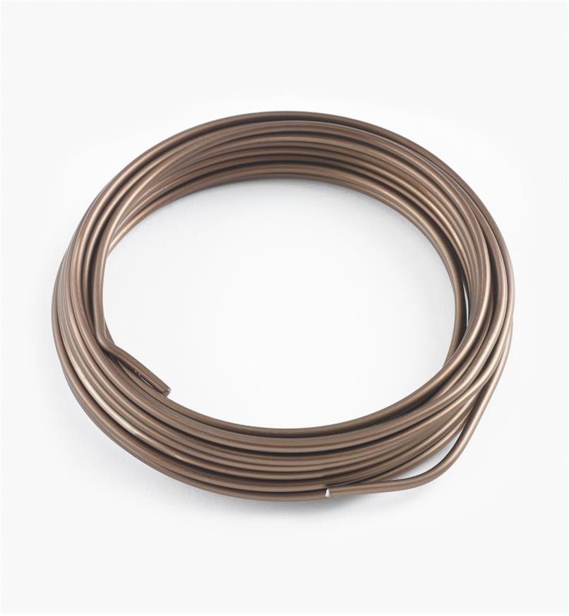 BC133 - Aluminum Wire, 3.5mm (7.6m)